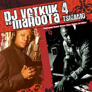 DJ Vetkuk VS Mahoota 4 - Tsiamo