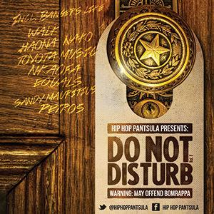 Hip Hop Pantsula - Do Not Disturb Vol1