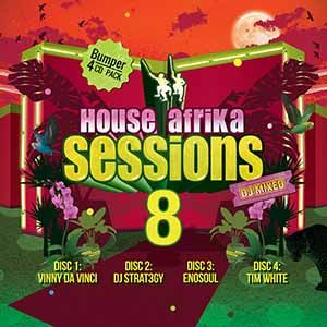 House Afrika Sessions Vol. 8